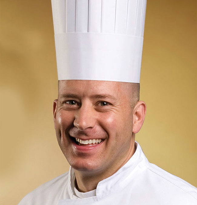 Chef James Oppat